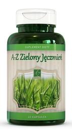 A-Z Zielony Jęczmień