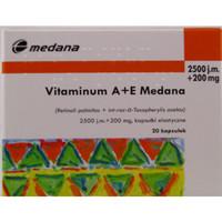 Vitaminum A+E Medana