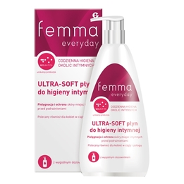 Femma Everyday Ultra Soft płyn do higieny intymnej