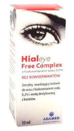 Hialeye Free Complex