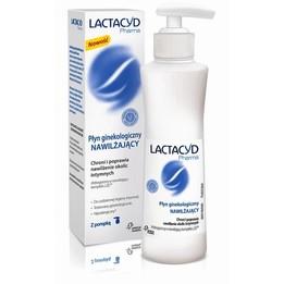 Lactacyd Pharma Płyn ginekologiczny nawilżający