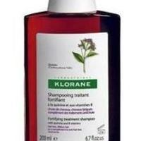 KLORANE szampon na bazie chininy i witaminy B5