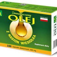 Olej z nasion wiesiołka zimnotłoczony