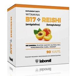 Witamina B17 + Reishi