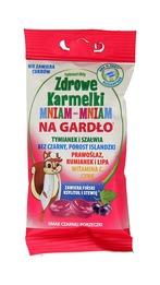 Zdrowe Karmelki Mniam-Mniam na gardło