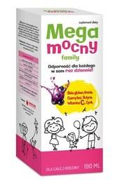 MegaMocny Family syrop