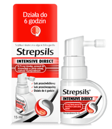 Strepsils Intensive Direct