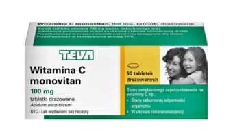 Witamina C Monovitan TEVA