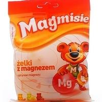 Magmisie, żelki z magnezem