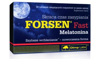 Forsen Fast Melatonina