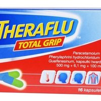 Theraflu Total Grip Kapsułki