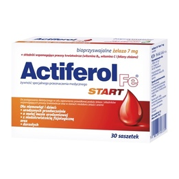 Actiferol Fe START