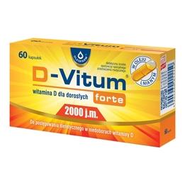 D-Vitum Forte 2000 j.m.