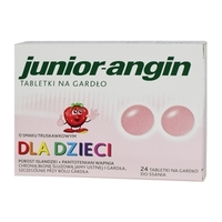 Junior-Angin tabletki do ssania