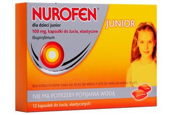 Nurofen dla dzieci Junior
