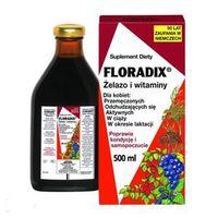 Floradix Żelazo i witaminy tonik