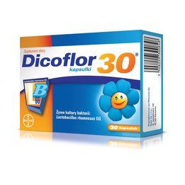 Dicoflor 30 kapsułki