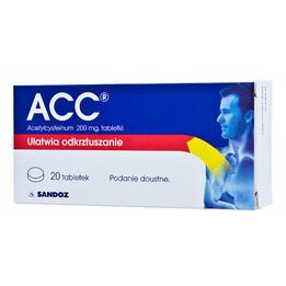 ACC tabletki