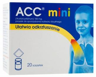 ACC mini proszek