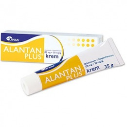 Alantan Plus krem