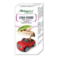 LOKO-IMBIR tabletki do ssania