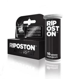 Riposton Alko Reset tabletki musujące