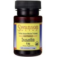 Swanson Zeaksantyna ZeaGold