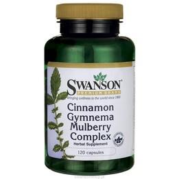 Swanson Kompleks cynamonu, gymnemy i morwy