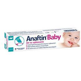 Anaftin Baby żel na ząbkowanie