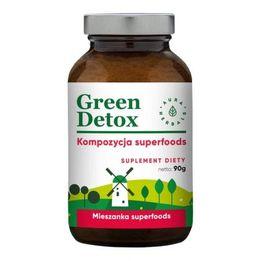 Green Detox Aura Herbals proszek