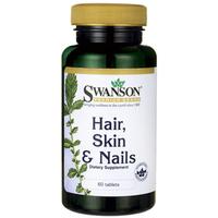 Swanson Włosy skóra paznokcie