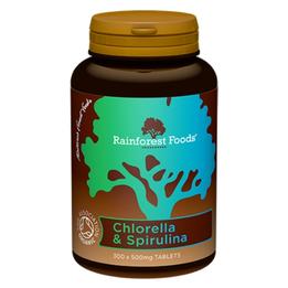 EKO Spirulina + Chlorella