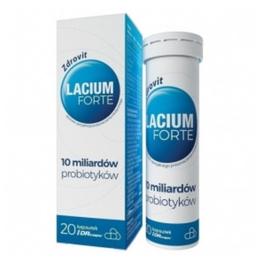 Zdrovit Lacium Forte