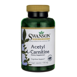 Swanson ALC Acetyl L-karnityny