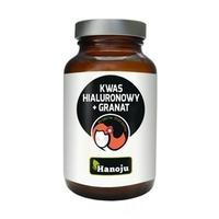Hanoju Kwas hialuronowy + ekstrakt z granatu