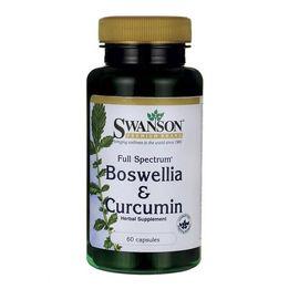 Swanson Full Spectrum Boswellia + Kurkuma