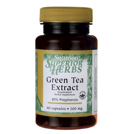 Swanson Green Tea Extract