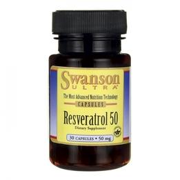 Swanson Resveratrol 50 mg kapsułki