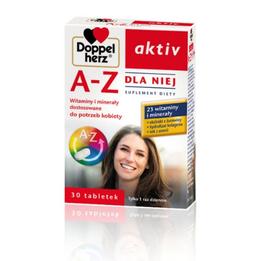 Doppelherz Aktiv A-Z Dla Niej