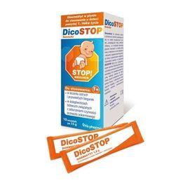 Dicostop płyn doustny w saszetkach