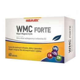 WMC Wapń-Magnez-Cynk FORTE