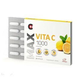 Max Vita C kapsułki