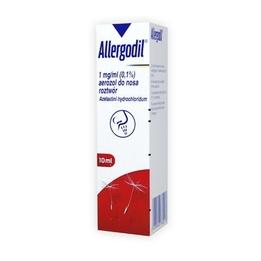 Allergodil aerozol do nosa