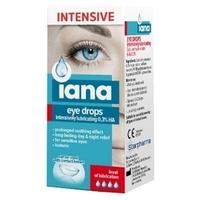 IANA Intensive krople do oczu intensywnie nawilżające 0,3% HA