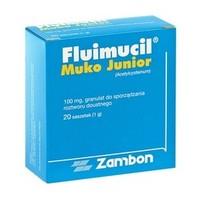 Fluimucil Muko Junior saszetki