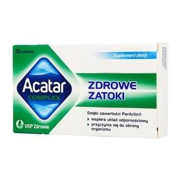 Acatar Complex tabletki