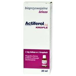Actiferol Fe krople