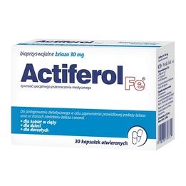 Actiferol Fe kapsułki
