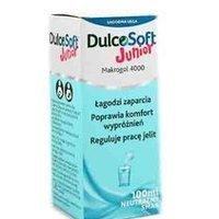 Dulcosoft Junior syrop wyrób medyczny na zaparcia