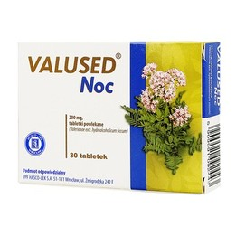 Valused Noc tabletki